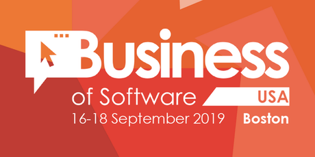 Business of Software Conference USA 2019 tickets