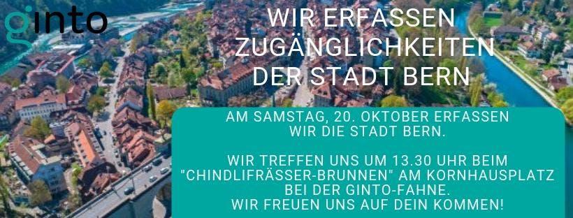 ginto - Wir erfassen Bern!
