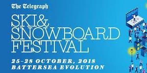 The Telegraph Ski & Snowboard Festival 2018