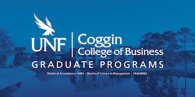 Coggin College of Business Graduate Programs Information Session