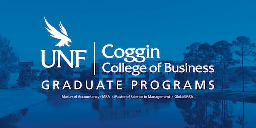 Coggin College of Business Graduate Programs Information Session