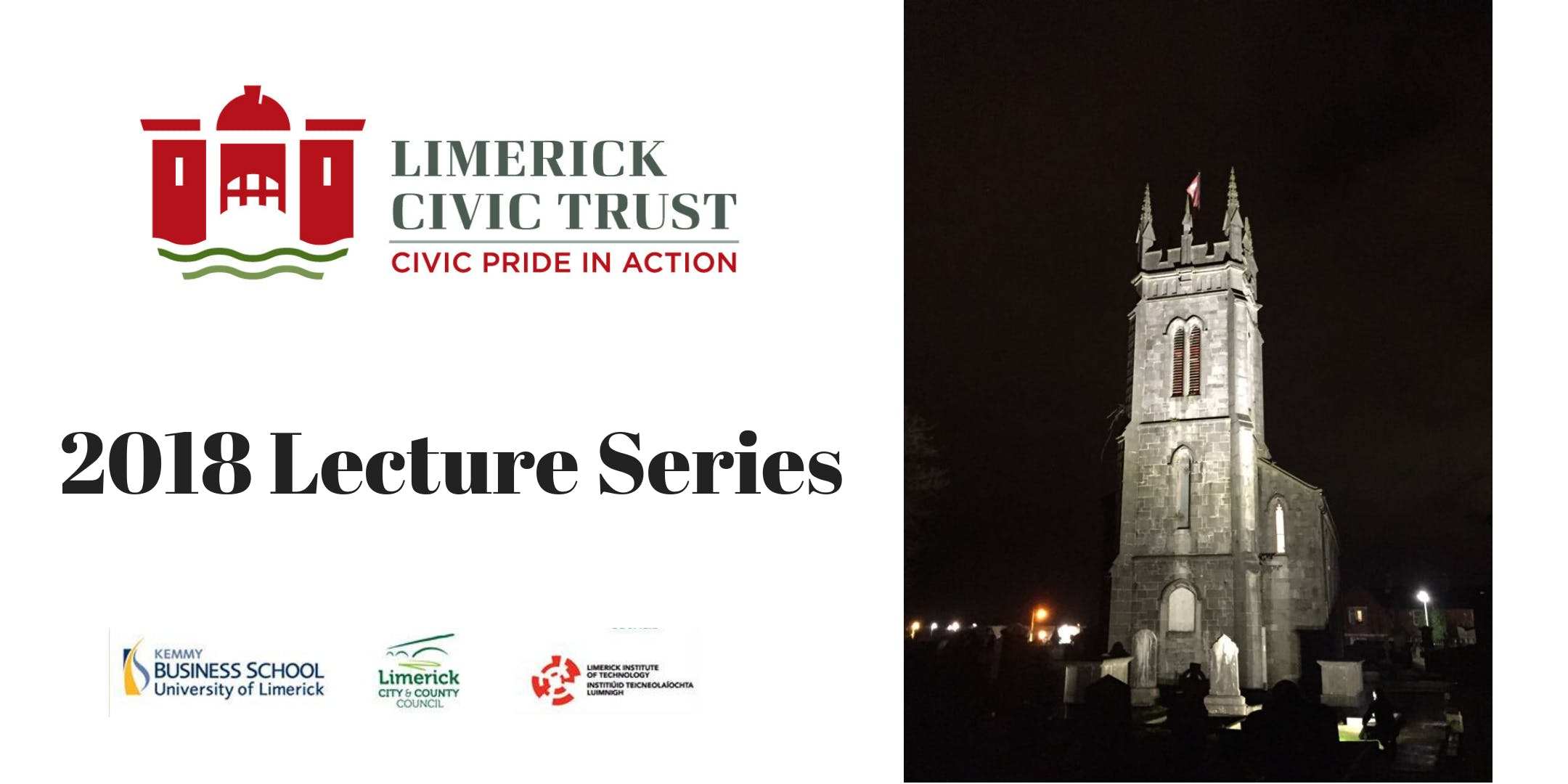 Limerick Civic Trust Lecture Series - Emma Kennedy