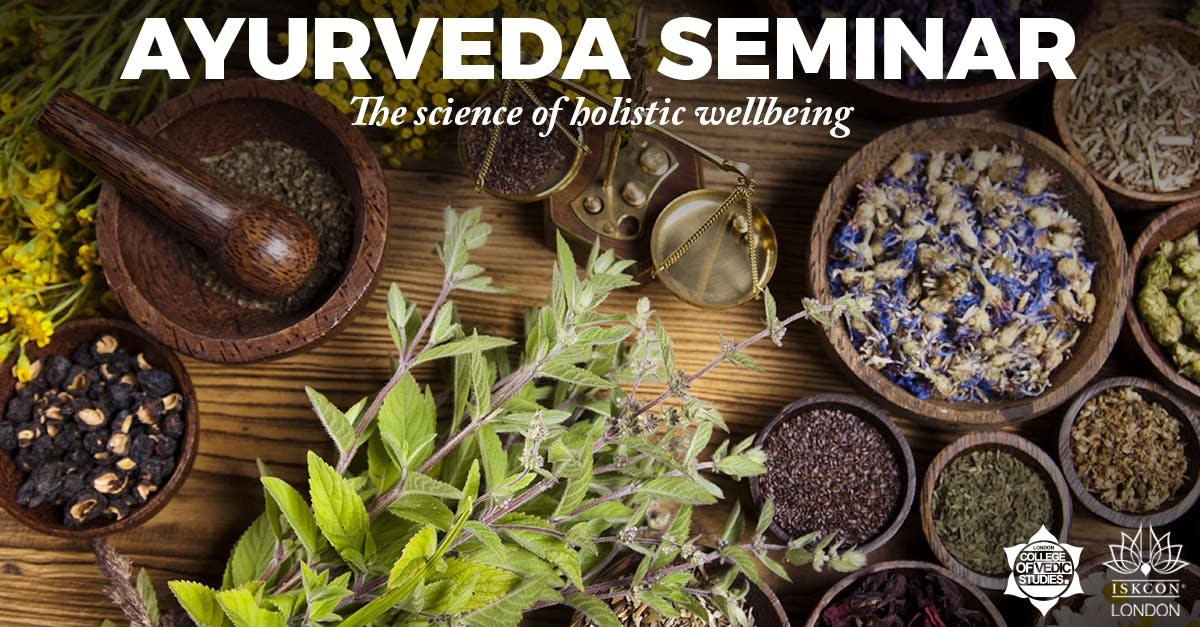AYURVEDA - The science of holistic wellbeing