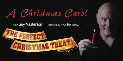 A Christmas Carol with Guy Masterson