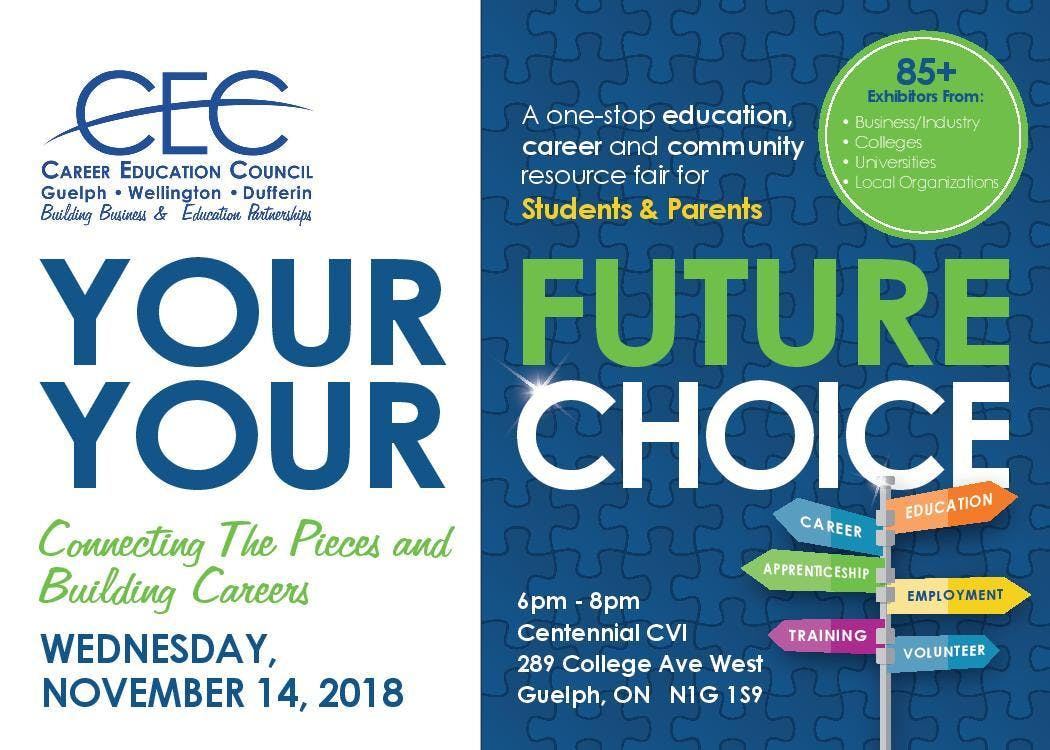 Your Future, Your Choice (attendees)