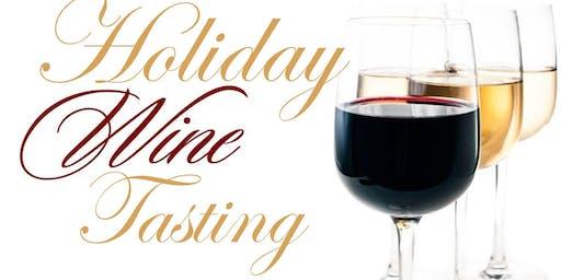 Holiday Wine Tasting Soirée