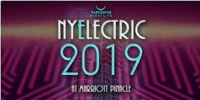 NYElectric 2019 - Vancouver New Year\