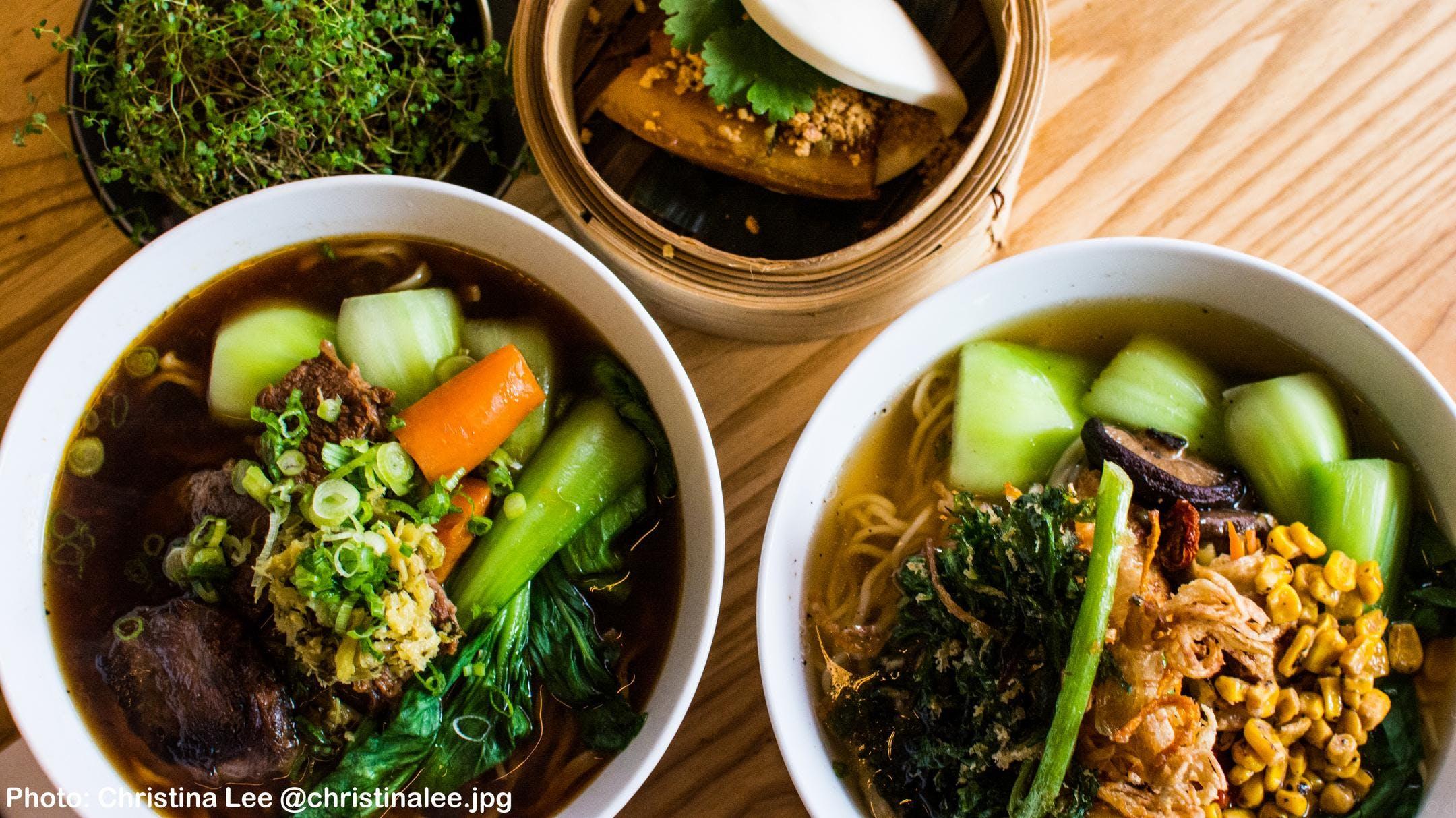 Race & Food: hua foundation's fall digest