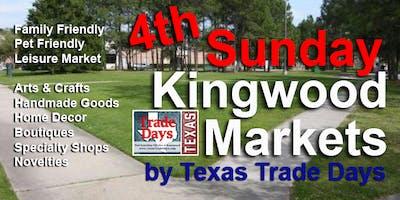 4th Sunday Kingwood Market - August