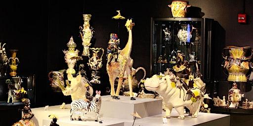 Ardmore South African Ceramic Art - Museum Exhibition