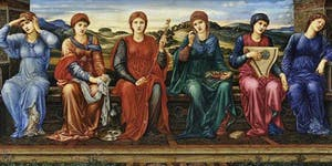 Pre-Raphaelites and the Arts and Crafts Movement...