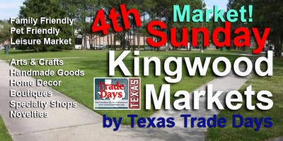 Kingwood Market - No 4th Sunday in December