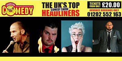 Jaggers Stand up Comedy Show Bournemouth