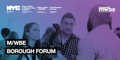 Staten Island M/WBE Forum