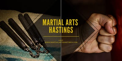Little Ninjas: Age 4 - 7 Martial Arts Classes In Hastings