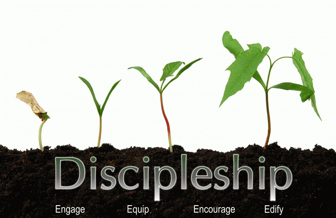 Discipleship 102-304 (8 week course), FLC 221