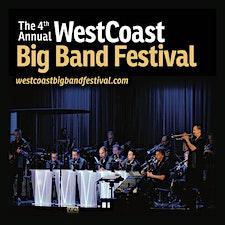 WestCoast Big Band Festival logo