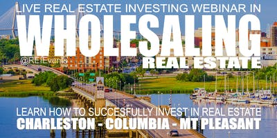 Wholesaling Real Estate Orientation Webinar - Char