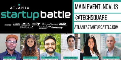 Atlanta Startup Battle Competition 5.0