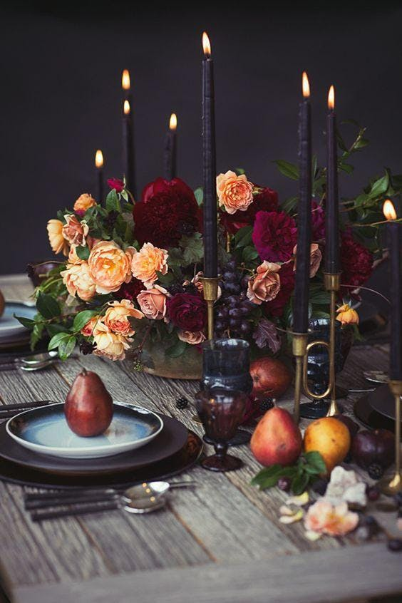 Fall Fl Design Dinner With Leon Lulu X Lpf Blooms