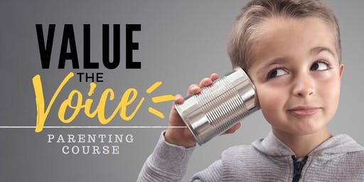 The Value the Voice Parenting Course 2020