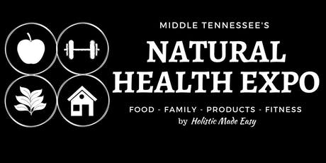 Middle TN Local Natural Health Expo 2019 tickets
