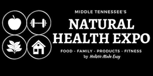 Middle TN Local Natural Health Expo 2019