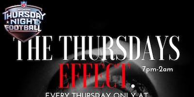 The Thursday Effect @AbiHookahLounge