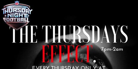 The Thursday Effect @AbiHookahLounge tickets