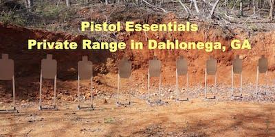 July 2019 Pistol Essentials