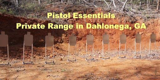 August 2019 Pistol Essentials