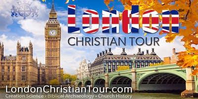 London Christian Tour
