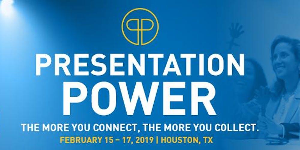 presentation power tickets fri feb 15 2019 at 8 30 am eventbrite