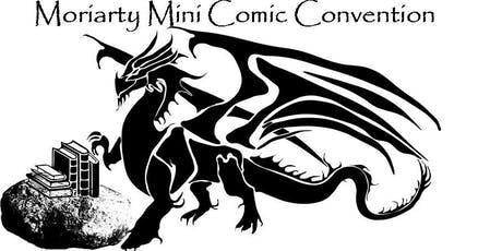 Vendors Sign up for the Moriarty Mini Comic Convention Vol. 3 tickets