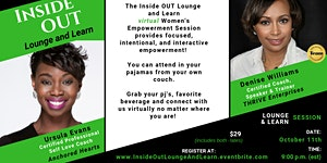 Inside OUT Lounge and Learn