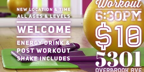 Family Wellness Workout tickets