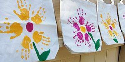MOTHERS DAY GIFTMAKING for the FAMILY  1pm to 2pm
