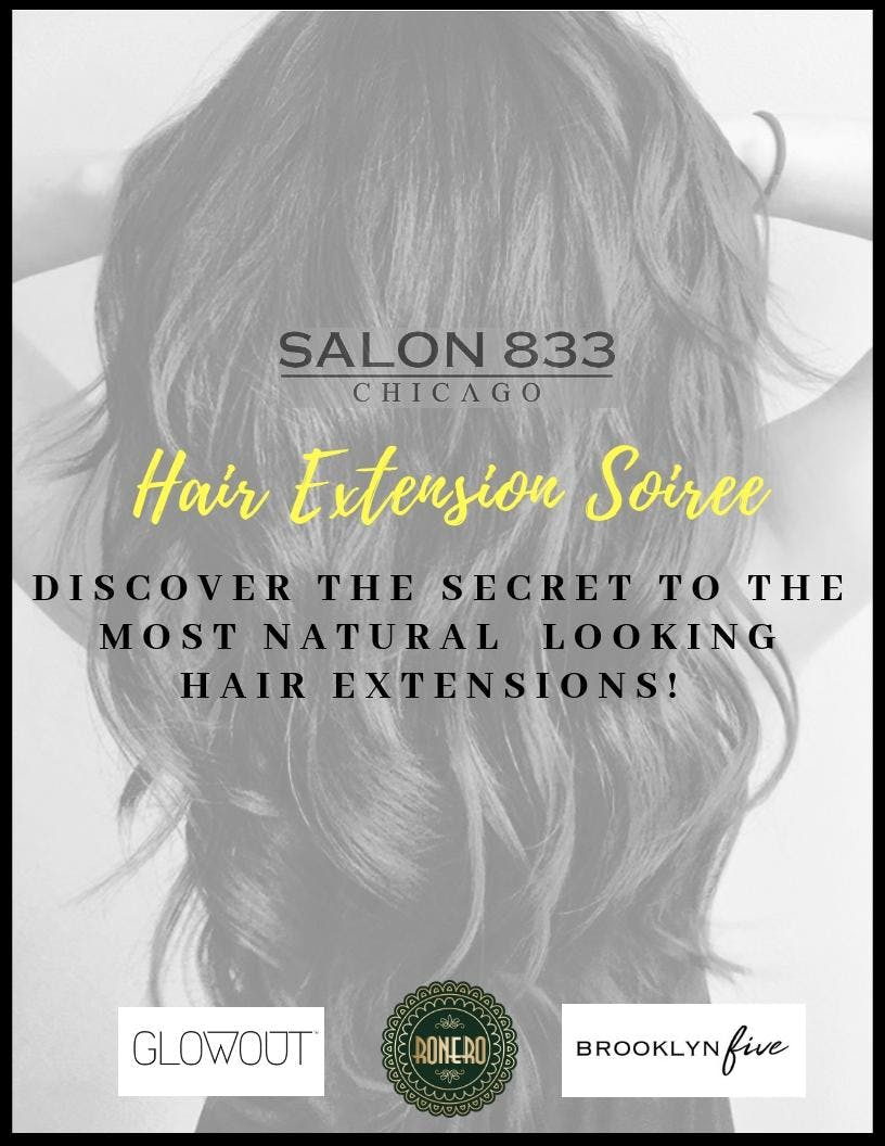 Discover The Secret To Natural Looking Hair Extensions 19 Oct 2018