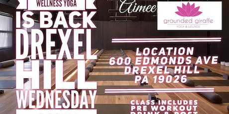 Power Yoga W GroundedGiraffe tickets