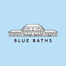 Blue Baths logo