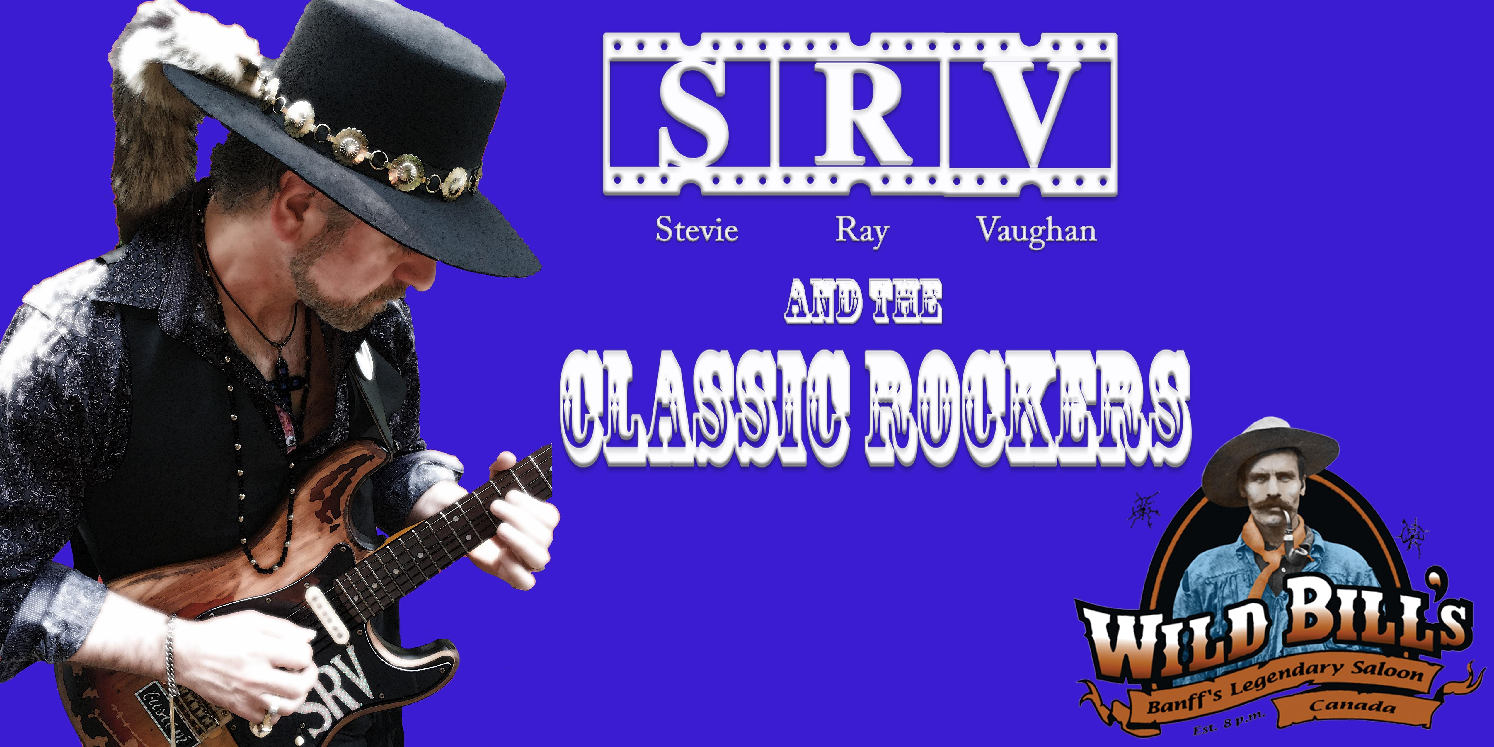 SRV and the Classic Rockers