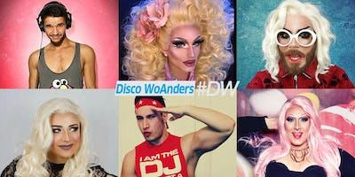 Gay Disco WoAnders die LGBT Party in Dresden