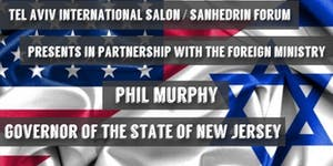 INVITATION: Governor of the State of New Jersey, Phil...