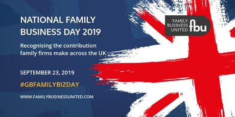 National Family Business Day 2019 tickets