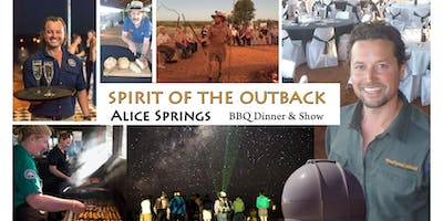 Outback BBQ Dinner and Show - Spirit of the Outback