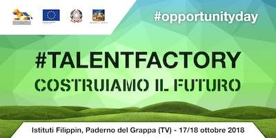 Talent Factory- Costruiamo il futuro