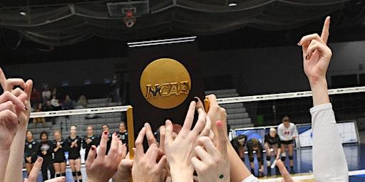 Calvin University Elite ID Volleyball Camp Dec 2019