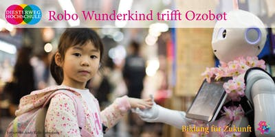 Robo Wunderkind trifft Ozobot