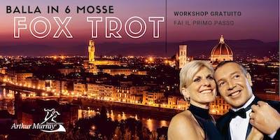 Workshop Gratuito - Balla Fox Trot