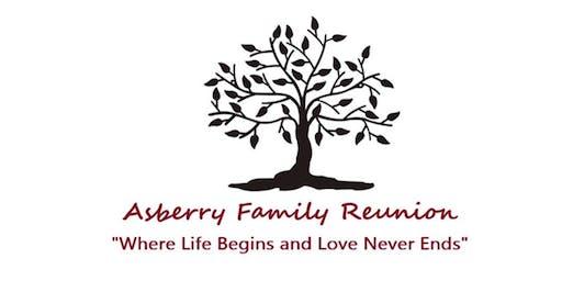 2019 Asberry Family Reunion